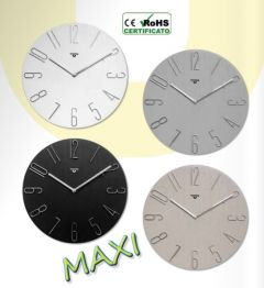 WALL CLOCK D.36 FRAMELESS 1997/10