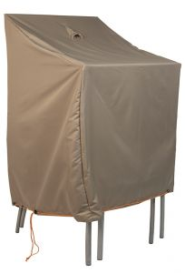 Stacking chairs cover