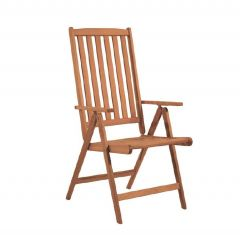 ACACIA HIGH BACK ARMCHAIR BARBADOS