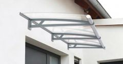 DOOR FIXED CANOPY 150X95CM