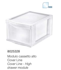 Cover line drawer - Large