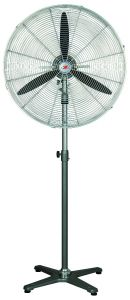 "eco-vent 24"" Industrial Metal Stand fan"