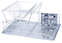 DISH DRAINER STAINLESS STEEL 304