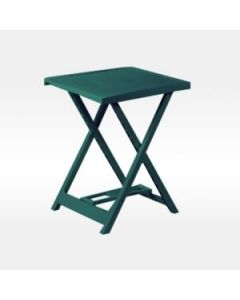 FOLDING TABLE ARNO GREEN