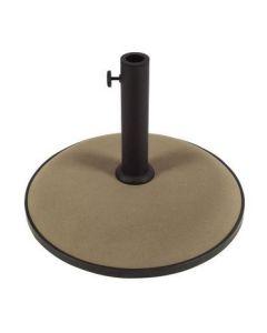 50 kgs concrete base Taupe