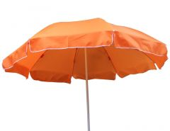 beach umbrella 1.8m Orange