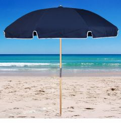 beach umbrella 1.8m Blue