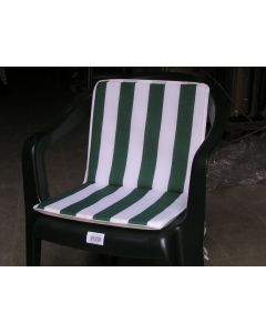 SEAT &  BACK 2CM PADDED