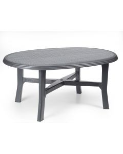 Danubio Rattan Table