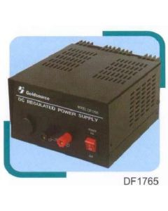Regulated power supply D1765