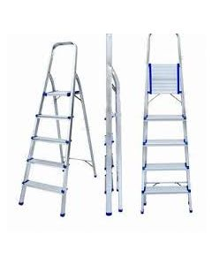 5 Step Aluminum Ladder