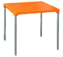 ERMES TABLE ORANGE