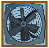 EXTRA STRONG FAN 15""