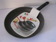 Aluminium Ceramic Line Frying Pan 24cm