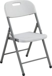 Folding chair Plastic/Steel