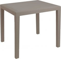 TABLE KING TAUPE