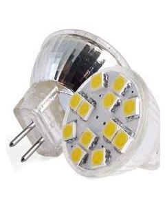 MR11 12SMD LED SPOT LAMP WARM WHITE