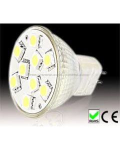 MR11 9SMD LED SPOT LAMP DAY LIGHT
