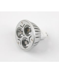 MR16 3*1W LED SPOT LAMP WARM WHITE