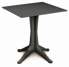 TABLE PONENTE ANTHRACITE